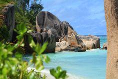 #LaDigue, island, #Seychelles, landscape