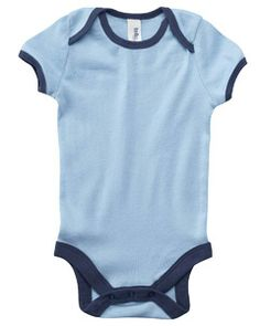 Bella Infant Two-Tone Ringer One Piece - $7.94