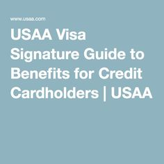 usaa credit card travel benefits
