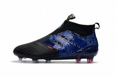 pretty nice 6412b d67d9 adidas ACE 17 Purecontrol FG Dragon - Core Black Blue save will free  delivery within 7 Days!