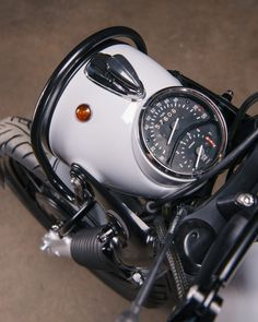 1972 BMW R75/5 - Dritte | Analog Motorcycles