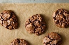 Triple Chocolate Espresso Cookies Recipe on Food52, a recipe on Food52