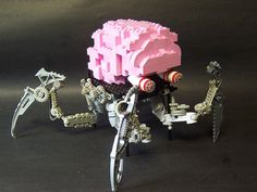 This is my brain on Lego | Flickr - Photo Sharing!