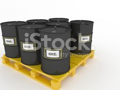 Petrol Varil telifsiz stok fotoğraf