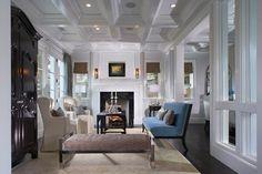 Port Bristol Custom - traditional - living room - orange county - Patterson Construction Corporation