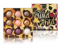 Wild Child Baked Eyeshadow Palette by BH Cosmetics