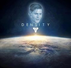 Destiny video game and Back to the Future mashup: Density.