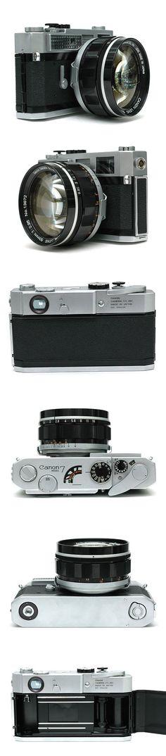 Canon 7, 50mm 0.95