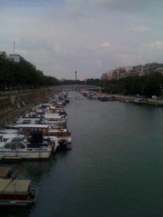 Port de l'Arsenal - Bastille