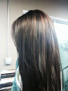 Cinnamon Brown Highlights - Hairstyles How To