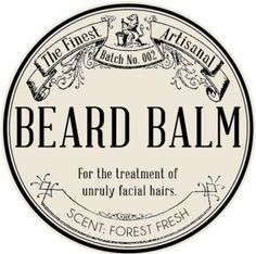 learn how to make your own manly beard oil beards. Black Bedroom Furniture Sets. Home Design Ideas