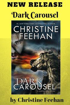 DARK CAROUSEL Christine Feehan Carpathian #30 BRAND NEW PB Paperback