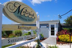 Matunuck Oyster Bar, its the place to be!  Keep up the GREAT WORK Perry!!!!