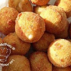 Cromesqui Pomme de terre