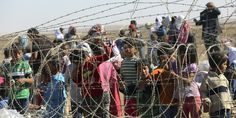 ANKARA, Turkey (AP) — The number of Syrian refugees who have reached Turkey in the past four days after fleeing the advance of Islamic State militants now totals 130,000, Turkey's deputy prime minister said Monday.               Numan Kurtulmu...