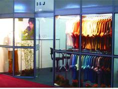 Stand no Salão da Moda Masculina - Inverno 2004  Gramado-RS