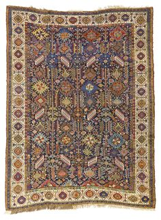A Qashqa'i Shekarlu rug, Southwest Persia | lot | Sotheby's
