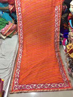 BOLLYWOOD INDIAN  ETHNIC DESIGNER SAREE PAKISTANI PARTYWEAR BHANDANI SARI 386 #ethnicitybynupur #sariSAREE  contact 8588962457