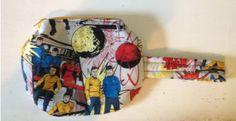 Star Trek Padded Wristlet Purse by TheGeekForge on Etsy, $15.00