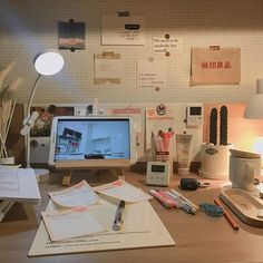 Study Room Decor, Study Rooms, Study Areas, Study Desk, Study Space, Bedroom Decor, Desk Space, Study Corner, Desk Inspiration
