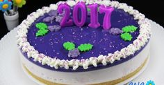 Tarta de caramelos violeta cocina tradicional,mousse,bizcocho,galletas