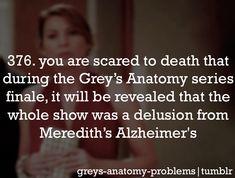 Grey's Anatomy Problems ^^^ wasn't a problem until now!!!