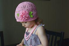 ptashacrochet: Ажурная шапочка. Схема.