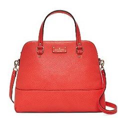 Kate Spade - grove court large maise  love this color!
