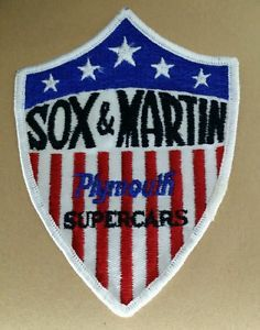 Sox and martin patch