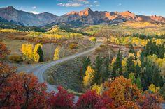 Dallas Divide, Colorado Photo by Andy Cook