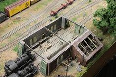 MODEL RAILROAD ENGINE HOUSE IMAGES | ... Model Railroad Hobbyist magazine | Having fun with model trains