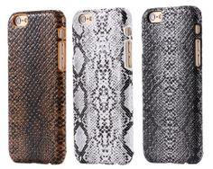 ec8ff081c1 Kožený obal na iPhone 6 v štýle krokodíla v rôznych farbách (1)  Telecomunicaciones