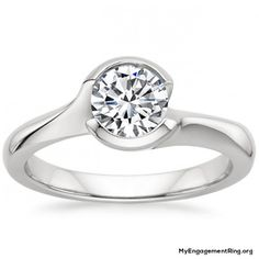 #engagementring #ring Modern and simple