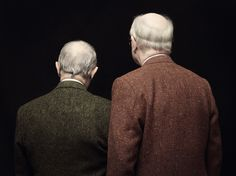 Gilbert and George by Tom Oldham Taylor Wessing Photographic Portrait Prize - National Portrait Gallery] Gilbert & George, Joey Lawrence, Body Photography, Photography Exhibition, Galleries In London, Photography Competitions, National Portrait Gallery, Art Archive, Documentary Photography