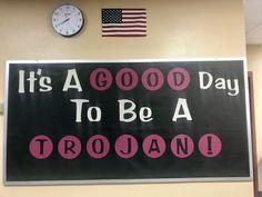 School Welcome Bulletin Boards, Football Bulletin Boards, Hallway Bulletin Boards, Counseling Bulletin Boards, Elementary Bulletin Boards, Teacher Bulletin Boards, Welcome To School, School Counseling, High School Crafts