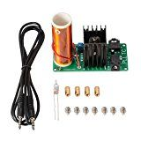 Amazon Angebote Lautsprecher XCSOURCE® Mini Tesla Coil Plasma Musik Lautsprecher Kit 15-24V 15W DIY elektronischen Feld…Ihr Quickberater