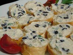 Pomazánka so syrom Tofu a olivami
