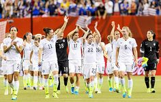U.S. Women's Soccer: 5 Badass Players to Watch in the World Cup Finals - Us Weekly