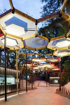 Marquise Modular Casa Cor 2015 / FGMF Arquitetos | ArchDaily Brasil