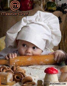 Primero fue MasterChef, después MasterChef Junior y ahora llega MasterChef Bebé.