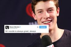 23 Adorably Awkward Things Shawn Mendes Tweeted In 2015