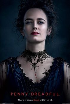 Penny Dreadful - Vanessa - Official Poster. Official Merchandise. Size: 61cm x 91.5cm. FREE SHIPPING