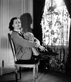 Greta Garbo by Cecil Beaton