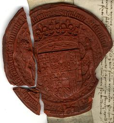 Seals: stamps of authority | King's College, Cambridge
