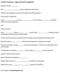 Separation Agreement Template #separation #agreement #template ...