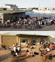 Toldboden, Restaurant & bar - Copenhagen, Denmark