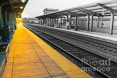 Fredricksburg  Train Ststion