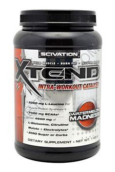 XTend - BCAA's & Glutamine