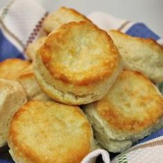 """Greg's Southern Biscuits 