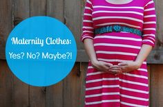 Maternity Style:  Nine months of dressing the bump  (SimpleDesign.net)